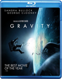Gravity diamond luxe edition blu ray in dolby atmos 4k - Gravity movie 4k ...