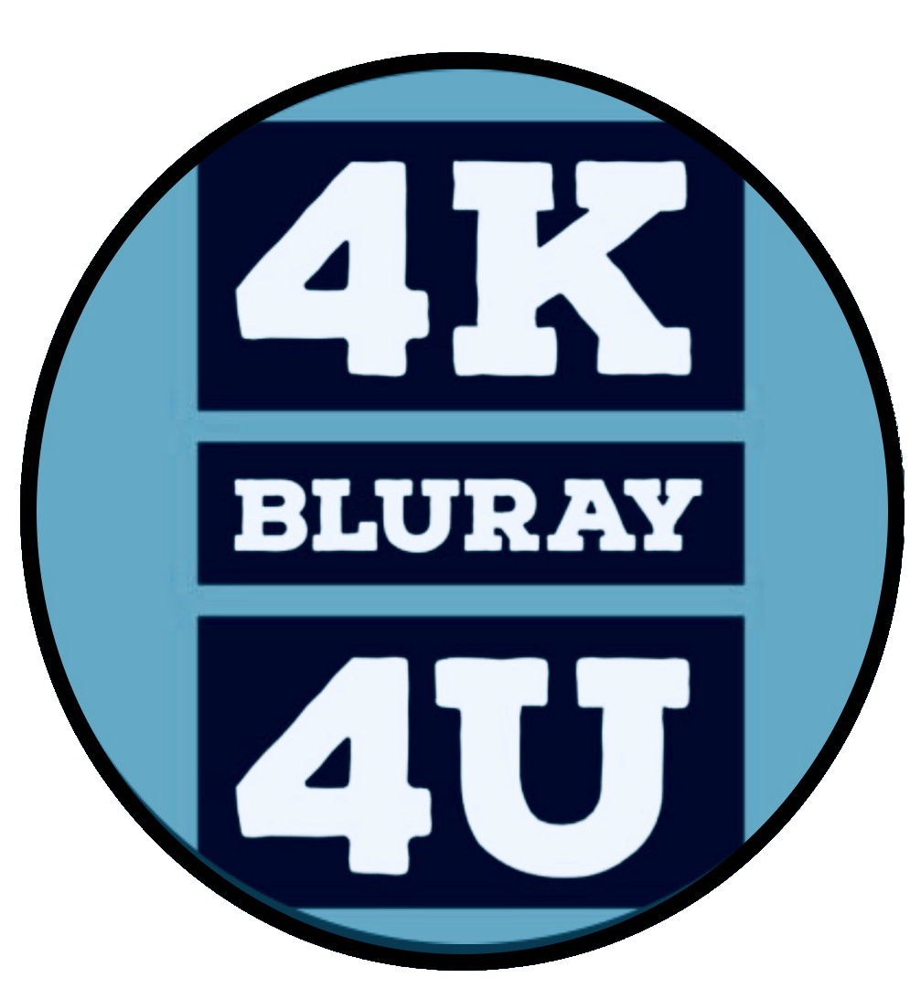 4K Blu-Ray 4U